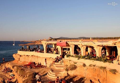 chill out @ Sunset Ashram, Ibiza