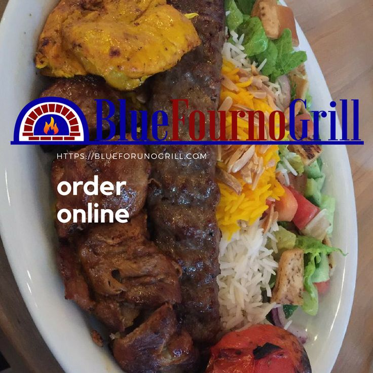 Order online and have your food delivered to your home or office! #bluefournogrill #sandiego #food #Mediterranean #breakfast #brunch #lunch #dinner #healthy #local #fresh #orderonline