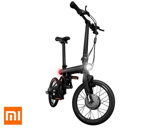New QiCycle Folding Electric Bike | Electric Bikes | PET