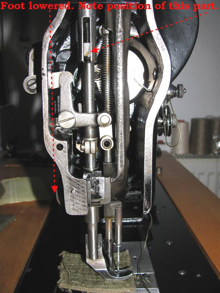 Fixing Up A Singer 111w155 Leather Sewing Machines