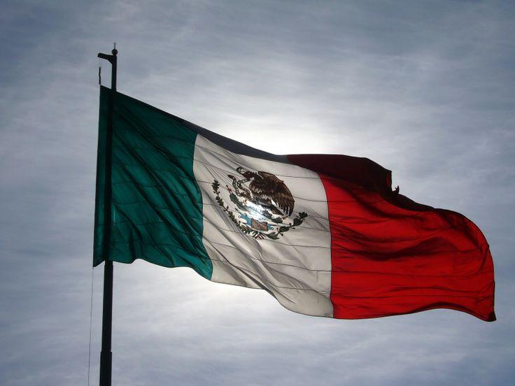 Hoy 24 DE FEBRERO celebramos el Día de la Bandera, excelso símbolo patrio que nos hermana, nos distingue y nos llena de orgullo como mexicanos. Aquí algunas imágenes de nuestro hermoso lábaro patrio y un enlace al documento denominado: SIMBOLISMO DE LA BANDERA NACIONAL DE MÉXICO http://www.juridicas.unam.mx/publica/librev/rev/derycul/cont/13/ens/ens7.pdf