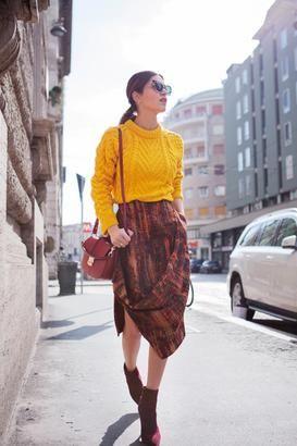 6 υπέροχα λουκ από την μπλόγκερ Negin Mirsalehi | μοδα , συμβουλές μόδας | ELLE