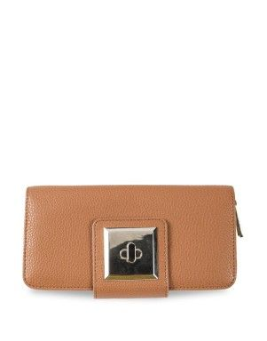 Woolworths Metal Square Purse