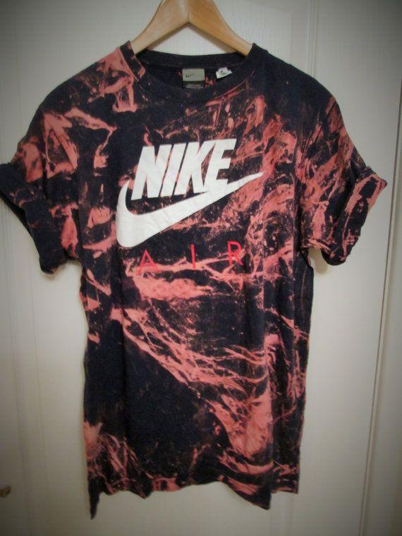 Vintage acid wash tie dye Nike retro rave festival by MyTyeDie                                                                                                                                                      More
