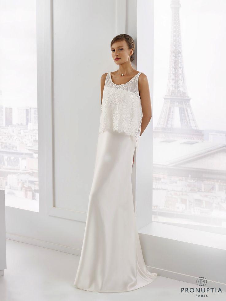 Esmeralda, collection de robes de mariée - Pronuptia