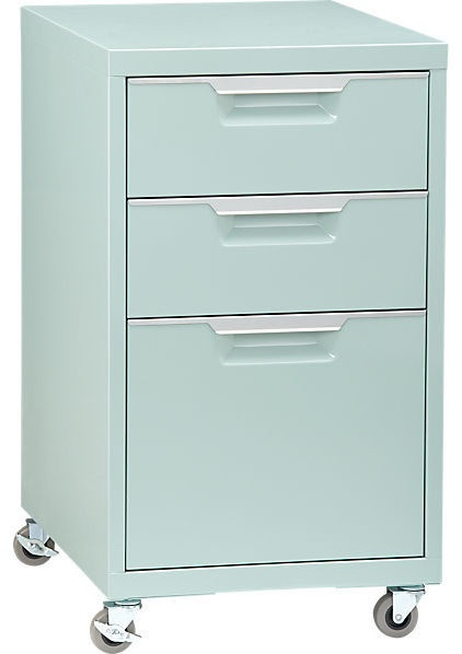 Contemporary Filing Cabinets And Carts By Cb2