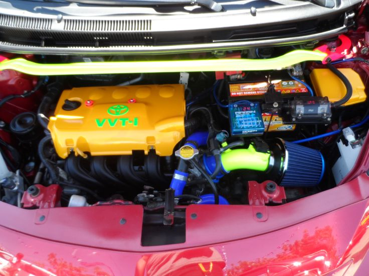 Clean and attractive engine. #jdmfestival #cebuautoblog