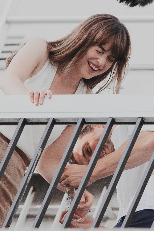 fifty shades freed...funny out takes