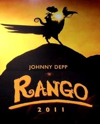 Rango animation film