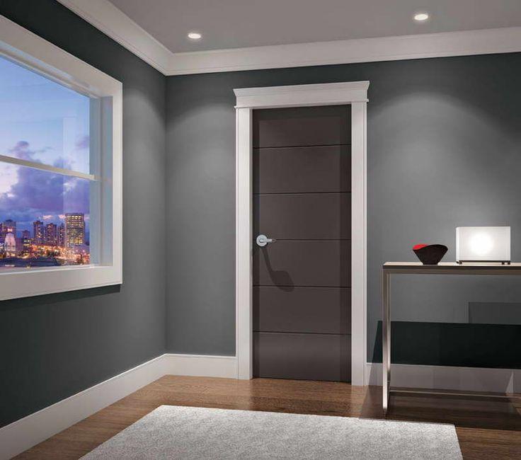 Door Casing Windows Base Living Room Pinterest