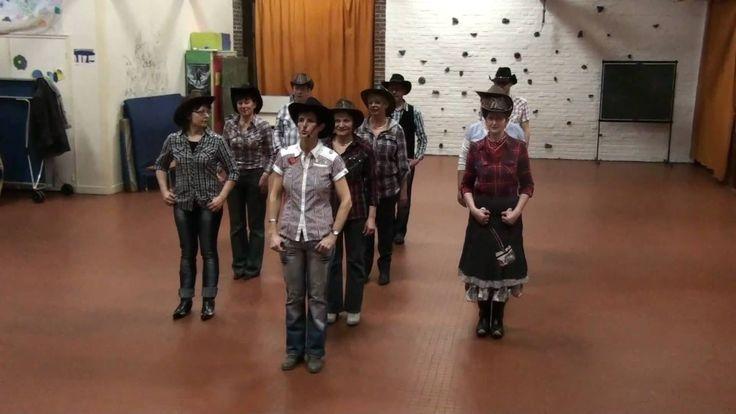 CUCARACHA Line Dance