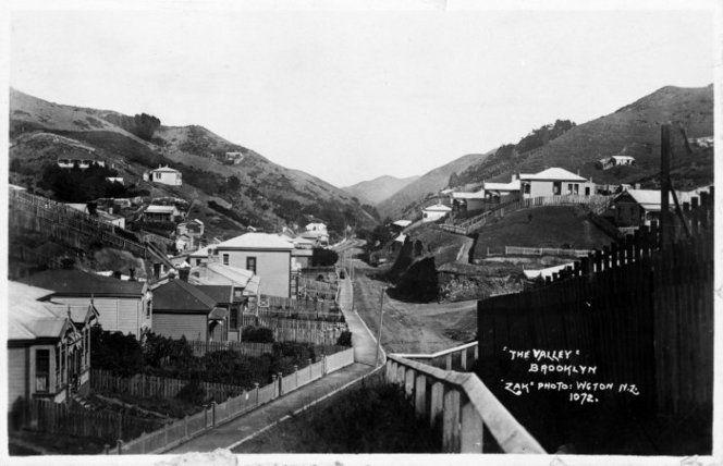 Ohiro Road, Brooklyn, Wellington