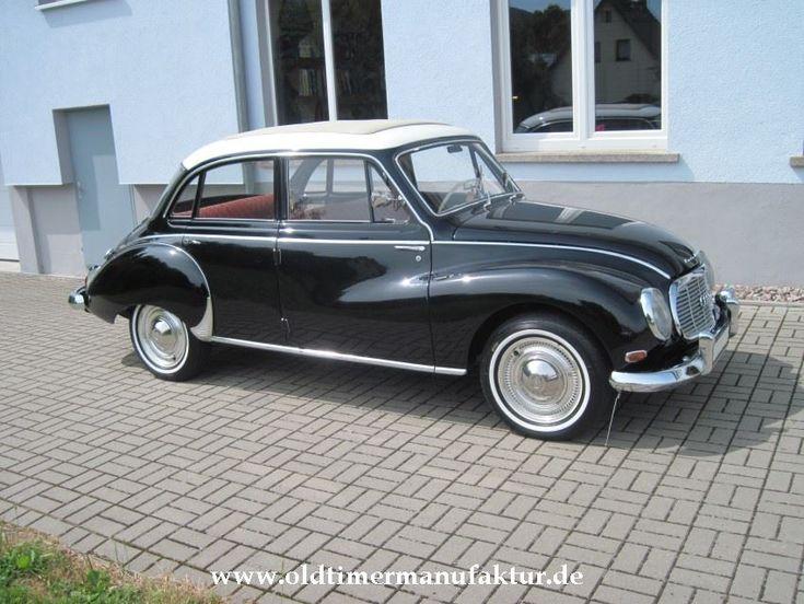 DKW 1000S, Baujahr 1960 - DIE OLDTIMERMANUFAKTUR