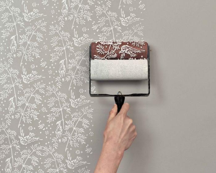 oltre 25 fantastiche idee su soggiorno carta da parati su ... - Disegni Su Pareti Soggiorno 2
