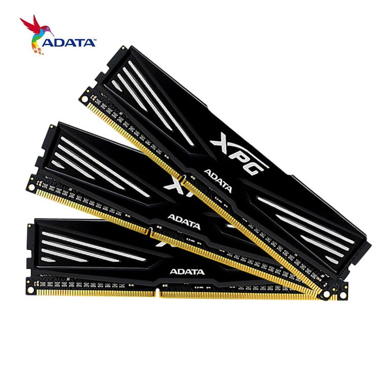 ADATA XPG 1600MHz Memory RAM DDR3 DRAM 4GB PC Game DDR3 Memoria DDR For Desktop Computer