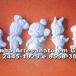 Disney babies (Baby Disney) entre 8 e 12 cm. ArtCunha #Artesanato em #Gesso ArtCunha Decorações em Artesanato de Gesso - Fabrica e Restaura. Est. Bandeirantes, 829, Taquara, Rio de Janeiro, RJ. Tel: (21) 2445-1929 / 8558-3595. #Escultura #Estatua #Artesanato #Gesso #Fabrica #Casa #Fachada #Decoracao #Disney #Baby #Babies