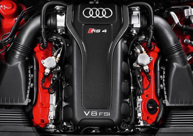450PSのスーパースポーツワゴン「RS 4 アバント」
