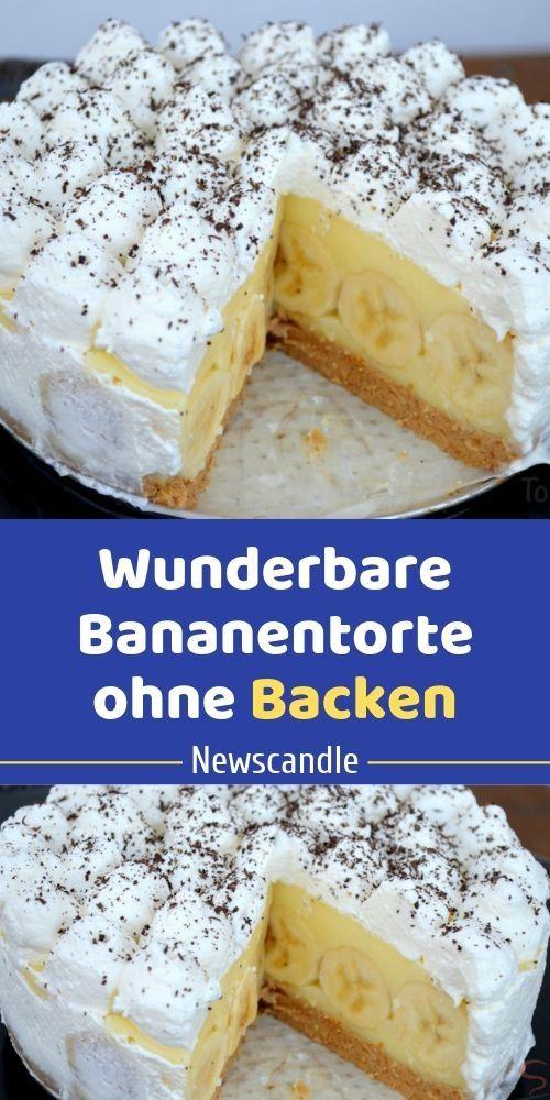 Zutaten Für den Kuchenboden: 600 g Butterkekse 250 mlFanta Für die Füllung: 2 …   – Einfache Rezepte ❤️