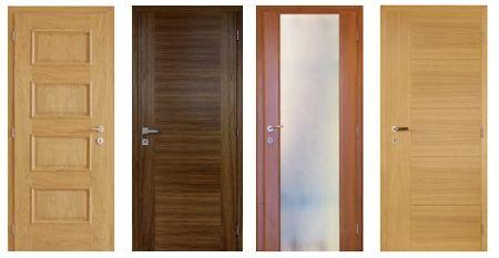 dekora furnér beltéri ajtó mintakollekció