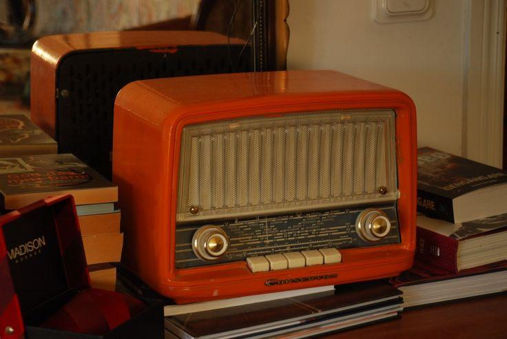 50s vintage radio
