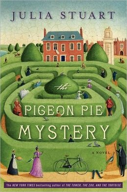 The Pigeon Pie Mystery-Hilarious Characters. Some British Society satire and a mystery about pigeon pie.