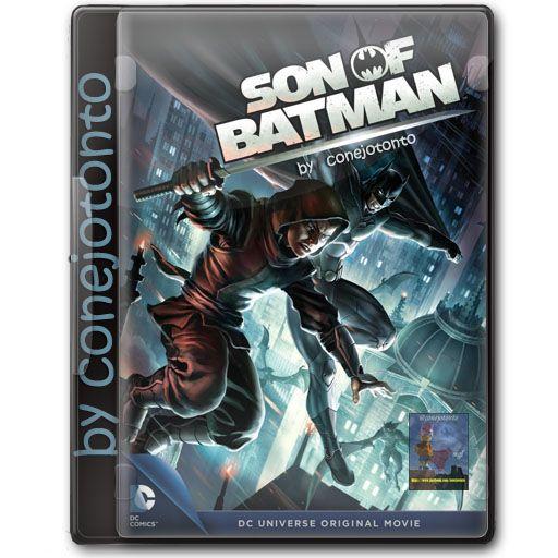 conejotonto.blogspot: Son of Batman [2014][BDRip] + [Comics]