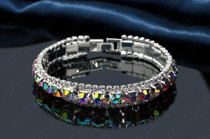 Trendy rainbow bracelet! Let your wrist starts glittering with colors!  #multi_color #colorful ##occasions #fashions #look_elegance #beautiful #toucanshack #cute #jewelry #brooches #outfit #best_match #red #green #coloured #fabuluos # rainbow_coloured #cute_shaped #coats #vests #accessory #jewelry #stylish #don_miss #buy_now #must_have_collection #pendant #bracelet #stylish_era #cute  Visit us on www.toucanshack.com @toucanshackteam