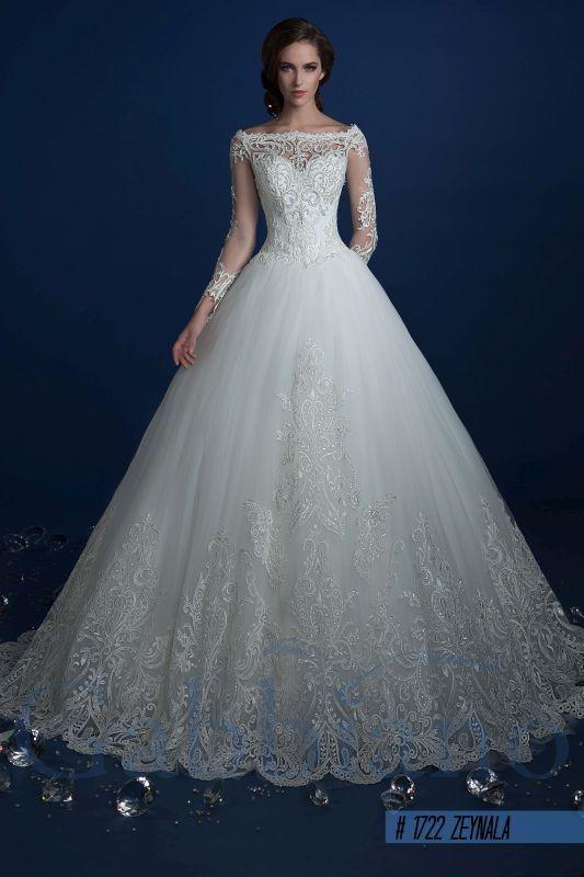 Зейнала - Пышные свадебные платья