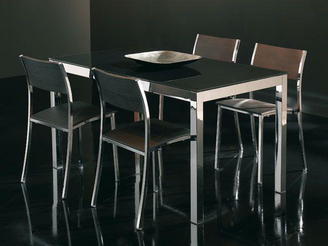 Mesa Al Cristal - www.muebles.com ®