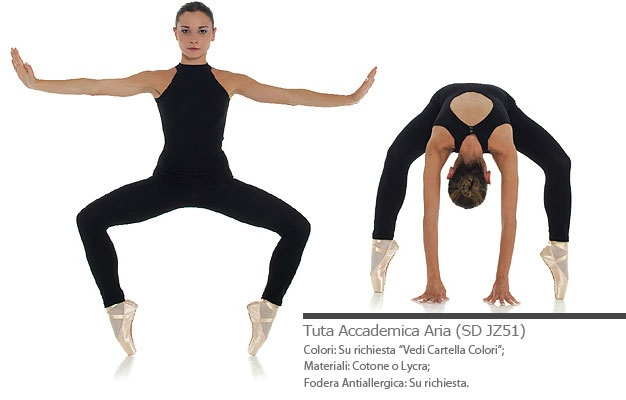 Tuta Accademica Aria (SD JZ51)