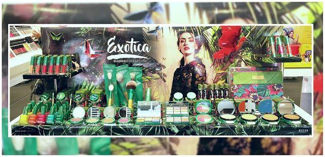 Mecapp: Wycon  Cosmetics - Exotica, Summer Collection 2017...