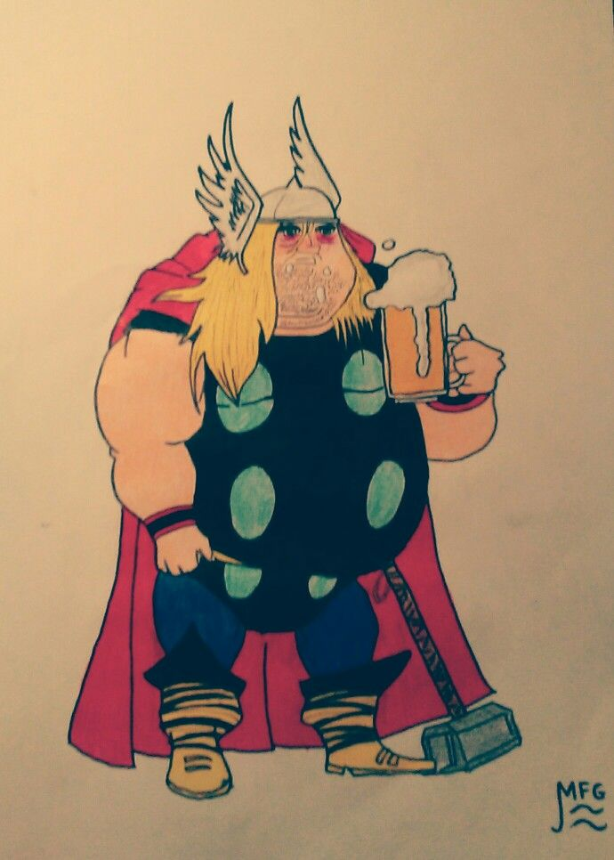 Old Thor..