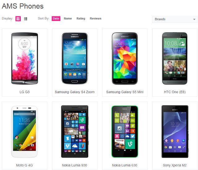 Best WordPress plugin to create mobile phone comparisons website