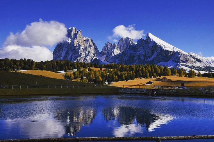 Autumn in the Dolomites!