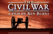 The Civil War. A Film by Ken Burns - plans, activities, and time notations to find specific parts of the movie