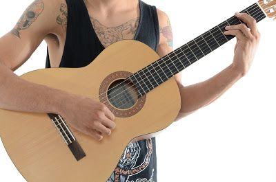DICAS E AULAS DE VIOLÃO E GUITARRA: Curso de Violão e Guitarra - A pestana e suas posi...