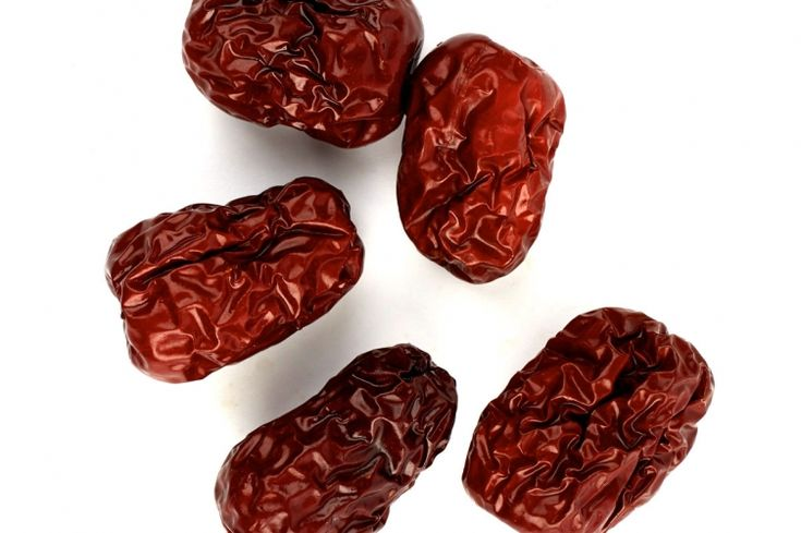 Jujube or Red Date (Dried) 대추 | Crazy Korean Cooking