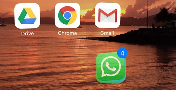 How To Move Multiple App Icons At Once On iOS 11 Home Screen