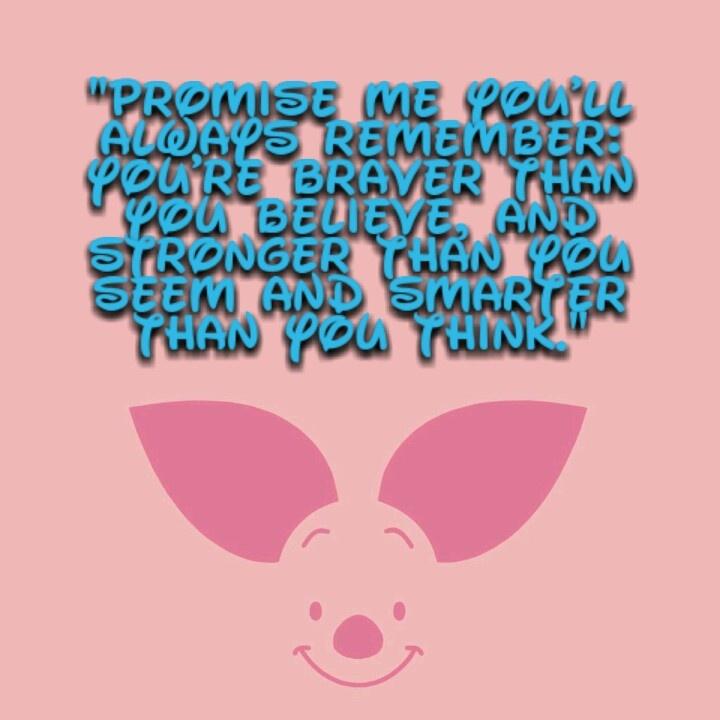 26 Best Piglet Quotes Images On Pinterest