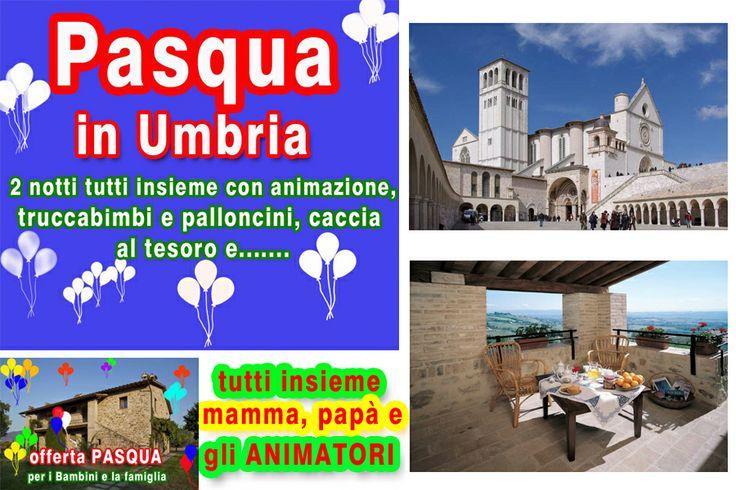 Pasqua 2014 in Umbria Offerte