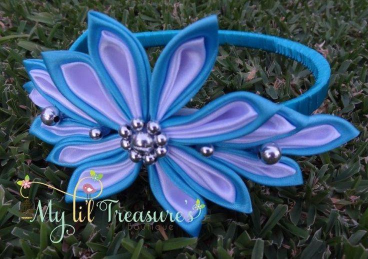 Li'l Princess Headband $6.95  Available from http://www.myliltreasures.com.au/
