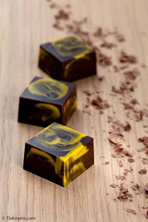 Cioccolatini Tiokorete: Miele di castagno