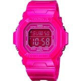 Casio Women's BG5601-4DR Baby-G Square Luminous Color Pink Digital Watch (Watch)  #Whatches
