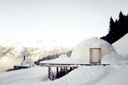 White pod, Switzerland, is an exclusive, unique and ecological resort.   http://blog.favoroute.com/top-10-eco-travel-hotels/