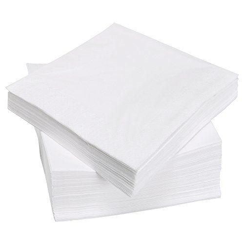 Perfect Stix White Napkins -500ct Beverage Napkins, Paper White, 1-Ply (Pack of 500), 2016 Amazon Hot New Releases Food Service Equipment & Supplies  #Industrial