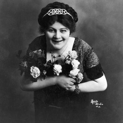 Sophie Tucker ca. 1903