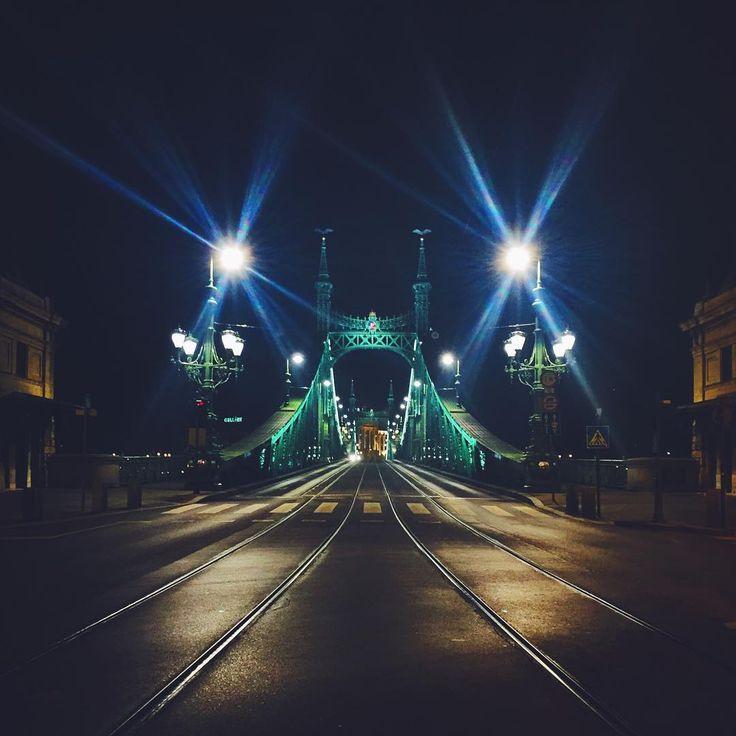 • gn • #budapest #night #bridge #architecture #city #view #urban #welovebudapest #mik #vscohungary #instagood #vscogood #lights #vsco_urban #street #instadaily #vscocam