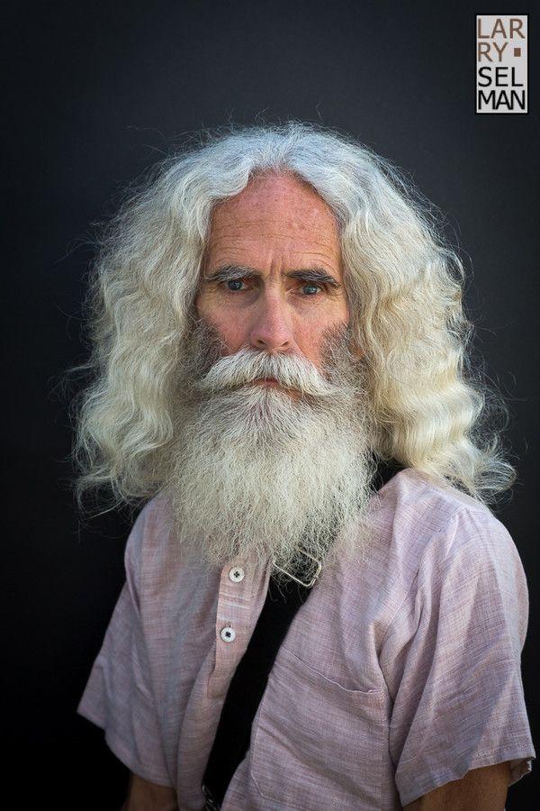 500px / Portrait Study at the Santa Cruz Farmers Market by Larry Selman