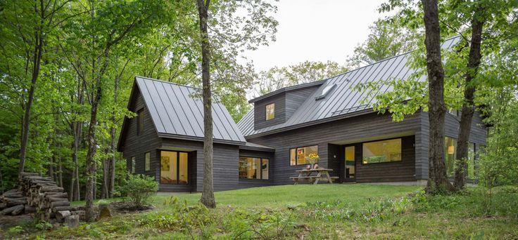 Knoll House | Elizabeth Liz Herrmann VT Architect