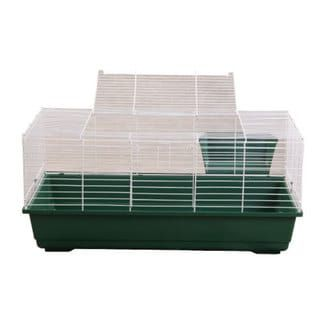 Shop for 31 x 17 x 17 Rabbit/Guinea Pig Cage . Free Shipping on orders over $45 at Overstock.com - Your Online Small Animal Supplies Store! Get 5% in rewards with Club O! - 22525109